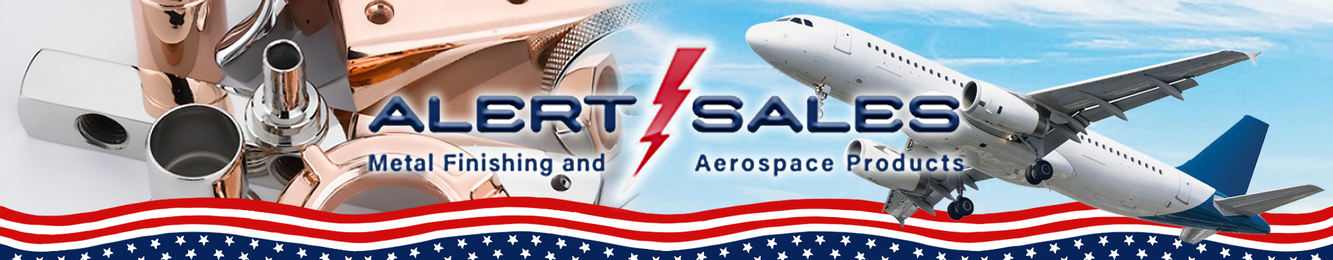 Alert Sales Metal Finishing and Aerospace Products