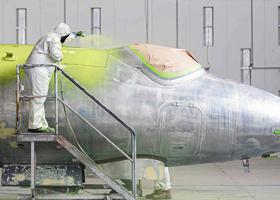 Aircraft Refinishing