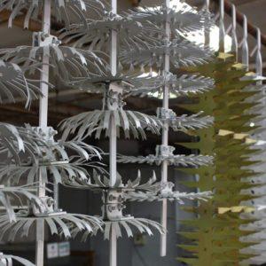 Anodizing racks titanium racks aluminum racks