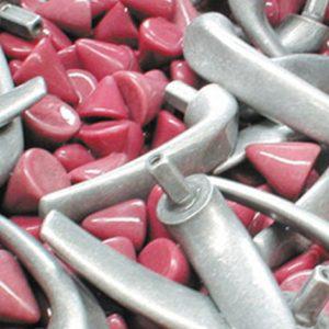 Zinc and Pewter Vibratory Finishing