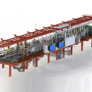 Automated Plating Lines Manual Plating Lines