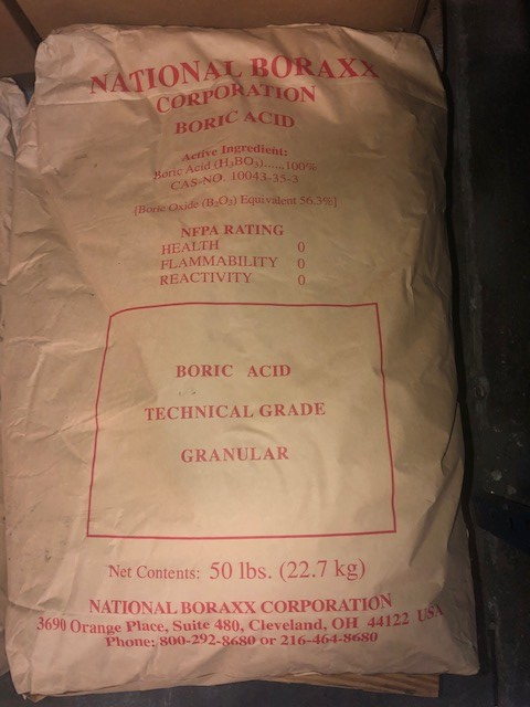 Boric Acid2