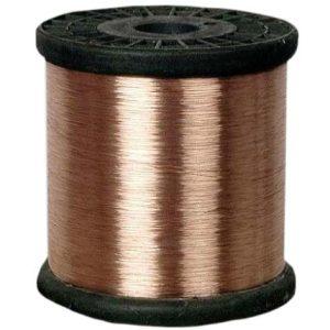 Copper wire plating wire