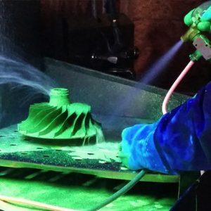 Fluorescent Penetrant - Water Washable