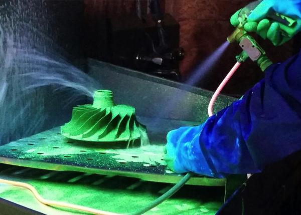 Fluorescent Penetrant – Water Washable