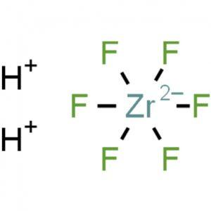 Hexafluorozirconic Acid 45%