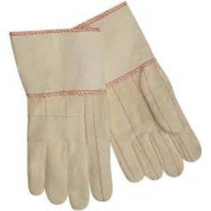 hot mill gloves buffing gloves polishing gloves
