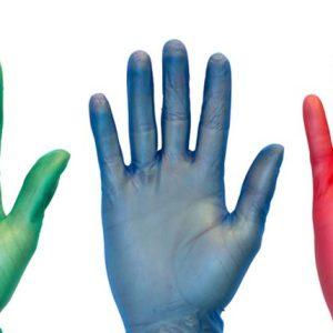 Nitrile gloves disposable gloves