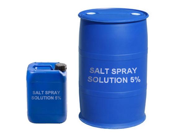 Salt Spray Solution 5%