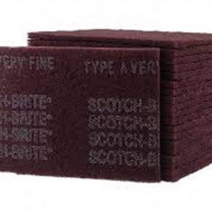 Scotch Brite Pads and Abrasive Sponges