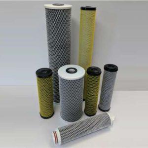 Carbon Cartridges - Filter Cartridges