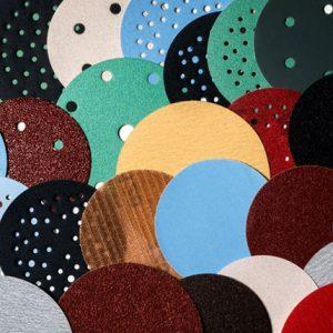 "Uneeda 6"" PSA Sanding Discs"